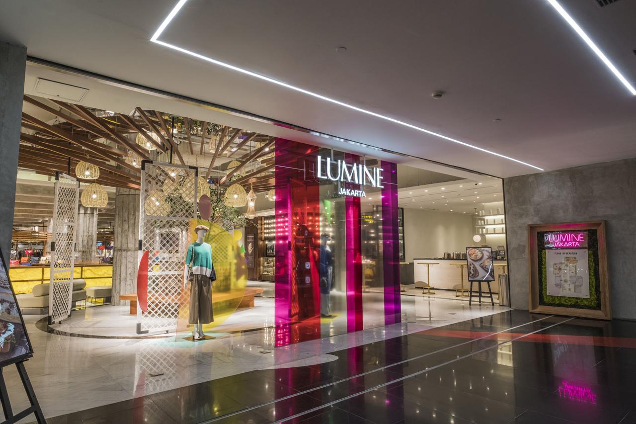 LUMINE / JAKARTA